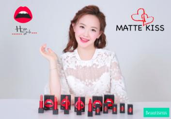 Son Matte Kiss 2.0 Premium mới.